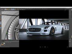 Cinema 4D Webinar Realistic Rendering - Realistic Rendering Day 1-Corona - YouTube