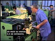 Aula 39 - Processos de Fabricação - Telecurso Profissionalizante
