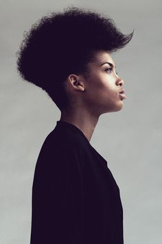 TWA Hairstyles #NaturalHair