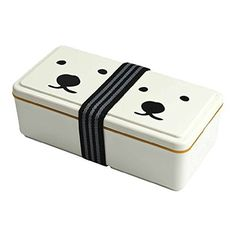 GelCool Twin Polar Bear Japanese Bento Box ** Click on the image for additional details  sc 1 st  Pinterest & 1.1L Aluminum Bento Lunch Box with Divider White | Wish List ... Aboutintivar.Com