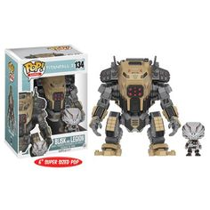 Figurine Pop Super Sized Reinhardt Overwatch Funko Pop