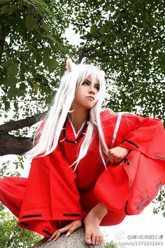 New INUYASHA Bright Red Kimono Costume Cosplay Halloween Adult Uniform New (🏷 Price $24.99) ⭐️ Easy ordering ✔︎ ⭐️ Magnificent Price ✔︎  #halloween #costumes #halloweencostumes #October #Octobe31 #ad #sponsored #adultcostume #inuyasha #kimono #cosplay