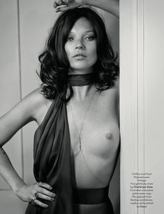 kate moss by collier schorr for anOther autumn/winter 2014