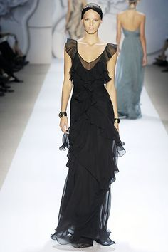 Monique Lhuillier Spring 2008 Ready-to-Wear - Collection - Gallery - Style.com