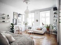Studio Apartment Decorating Ideas on A Budget (17)