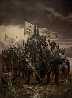 Gregor Clegane by Nordheimer