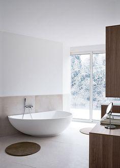 mastelladesign - Vanity Vasca da bagno