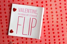 you are my fave: free printable valentine flip book