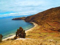 Isla Del Sol, Copacabana & Lake Titicaca - Bolivia.