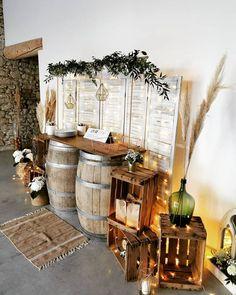 Farm Themed Party, Wedding Photos, Wedding Day, Wedding Decorations, Table Decorations, Coffee Shop Bar, French Wedding, Nature Decor, Christmas Wedding