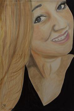 Sandra Münster-Portrait Lisa!