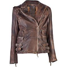 Gimo's Italiana moto leather jacket