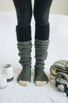 Cable Knit Socks, Knitting Socks, Winter Wear, Winter Socks, Toe Socks, Thigh High Socks, Black Knit, Tall Boots, Leg Warmers