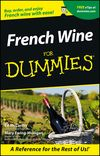 French Wine For Dummies:Book Information - For Dummies
