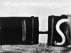 A Colin McCahon painting from the One Tree Hill College Art Collection One Tree Hill, Secondary School, Auckland, New Zealand, Monochrome, College, Painting, Art Art, Equality