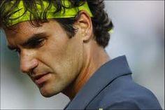 Tennis is my game. He is my favorite!