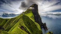 Kallur lighthouse on Kalsoy Island, Faroe Islands (© Janne Kahila/500px) – 2017-04-08 [http://www.bing.com/search?q=Kalsoy+Island&form=hpcapt&filters=HpDate:%2220170408_0700%22]
