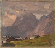 Find artworks by Edgar Alwin Payne (American, 1883 - on MutualArt and find more works from galleries, museums and auction houses worldwide. Impressionist Landscape, Impressionist Paintings, Landscape Art, Landscape Paintings, Oil Paintings, Western Landscape, Mountain Landscape, Mountain Art, Edgar Payne