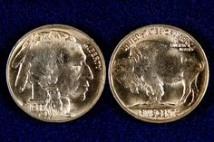 The Buffalo Nickel is a favorite of American coinage. It was minted at three mints throughout the series, Philadelphia, San Francisco, and Denver. During the last year of issue, 1938, the buffalo nickel was only minted in Denver. This brilliant uncirculated 1938-D buffalo nickel is a shining example of the end of a beloved series.
