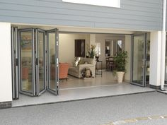 There are various reasons behind choose Bi-Folding doors. They offer a number of distinct advantages. One of the best features of the folding doors is the fact that they are a great space-saving accessory in the home #BifoldingDoorsBillericayUSA   #bifoldingdoors