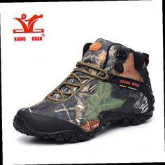 52.88$  Watch here - http://ali4vj.worldwells.pw/go.php?t=32704701577 - XiangGuan brand men and women outdoor Hiking shoes waterproof canvas sport trekking boots Anti-skid Wear Mountain Climbing Shoes 52.88$