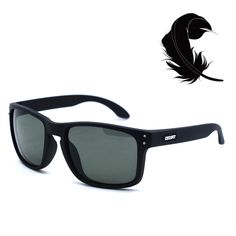 Ossat Polarized Designer Fashion Sports Sunglasses for Baseball Cycling Fishing Golf TR90 Superlight Frame Black -- Details can be found by clicking on the image. (Note:Amazon affiliate link) Sports Sunglasses, Oakley Sunglasses, Cycling Equipment, Fishing, Golf, Baseball, Amazon, Frame, Link