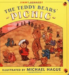 The Teddy Bears' Picnic by Jimmy Kennedy.