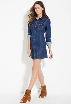 11cc6a01e37 149 Best Women s Denim Shirts   Dresses images
