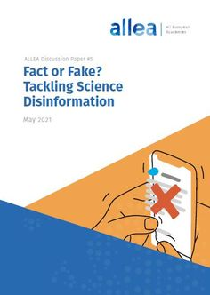 Cover_Fact_or_Fake Science Writing, Facts, Chart, Paper