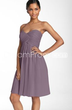 Love the top of the dress. 2 Wouldnt mind it longer and in a brighter color
