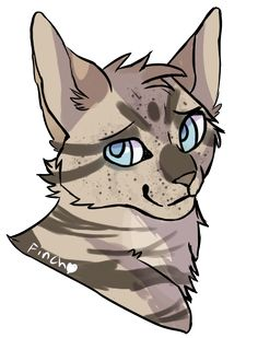 this is Branchpaw, one of my other characters