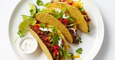 The only thing better than Sloppy Joes for dinner is taco night. This hybrid is the best of both worlds.