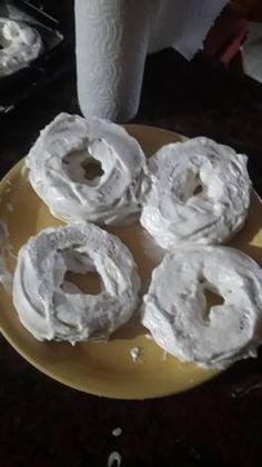 Pudding, Desserts, Cake Recipes, Donut Holes, Cookies, Deserts, Essen, Tailgate Desserts, Custard Pudding