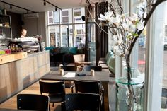 Blender Haarlem #superfood #koffie #smoothies #oathies #hotspot #salades #haarlem
