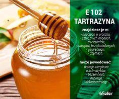 E 102 - jak wpływa na nas tartrazyna.  #oseller #jemswiadomie #wszystkooe #slowniczekpojec #zdrowie #healthy #food