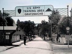 U.S. Army Aschaffenburg Germany | Grafenwöhr Training Area, Grafenwöhr/Vilseck » ARMY KASERNE LOGS