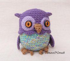 owl mini casket