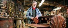 Art Espenet Carpenter, 86, Who Made Sleek and Distinctive Furniture, Dies - New York Times
