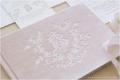 Custom Wedding Monogram by Kara Anne Paper  @karaanne_paper  www.karaannepaper.com
