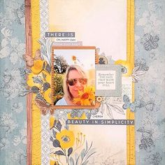 Scrapbook Page Layouts, Scrapbook Pages, Picture Layouts, Antiquities, Happy Day, Grandkids, Cardmaking, Paper Crafts, Memories