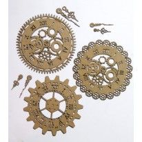 Web site for steampunk cut outs