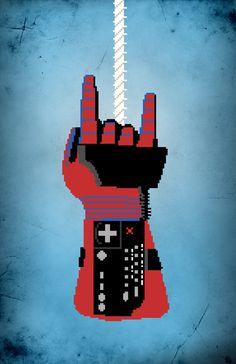Super Hero Power Gloves