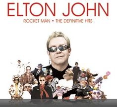 "LOVE Elton John - He is SO talented. I saw him in concert in Alabama, just him and his piano. Awesome. ""Your Song"" was my wedding song!"