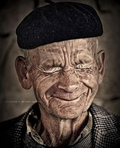 Old People, Old, Smile, Old People Smile