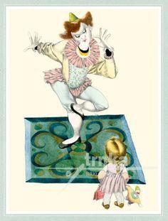 Reprodukce Kačenka a Bajazzo - Jiří Trnka Emu War, Animation Film, Czech Republic, Ethereal, Puppets, Childrens Books, Disney Characters, Fictional Characters, Delicate