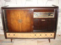 BLAUPUNKT mauritius aparelhagem antiga 1956 em Lisboa
