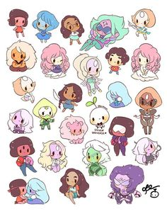 birduyen: gems stickers!! available here :):