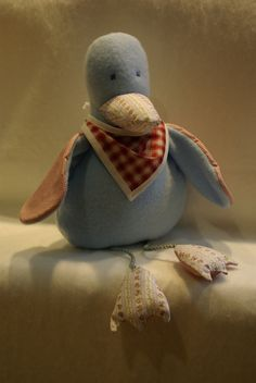 little duck soft toy