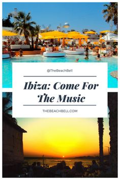 A haven of beauty, excess and enjoyment, Ibiza has an unrivalled mystique. San Antonio Ibiza, Playa Den Bossa, Balearic Islands, Ocean Beach, Heaven, Water, Music, Outdoor, Water Water