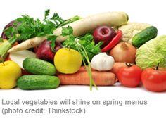 From Nation's Restaurant News - A Look at the latest spring flavors.    We love the carrot cake trend!